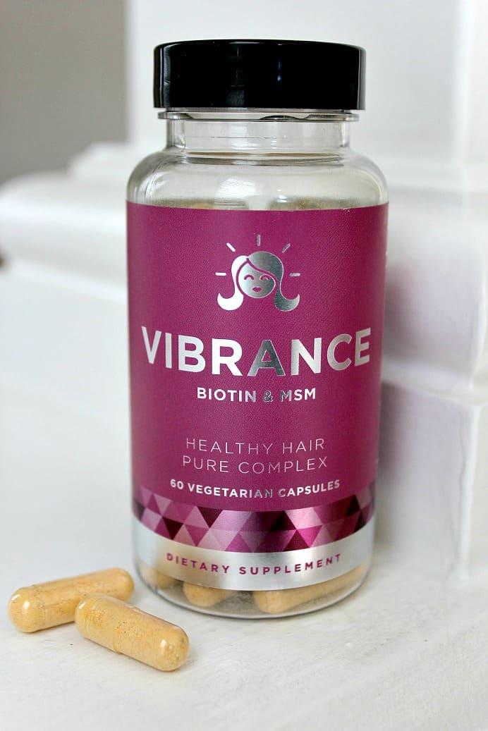 eu natural vibrance hair vitamins reviews