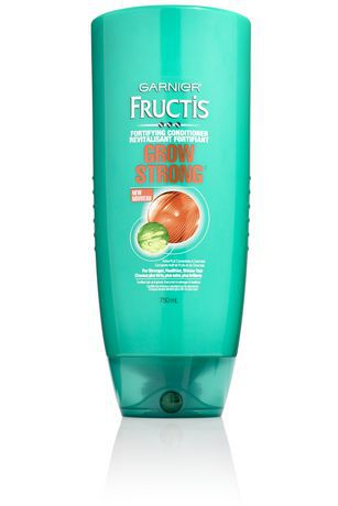 garnier fructis grow strong shampoo review
