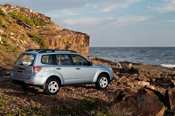 subaru forester diesel review 2011
