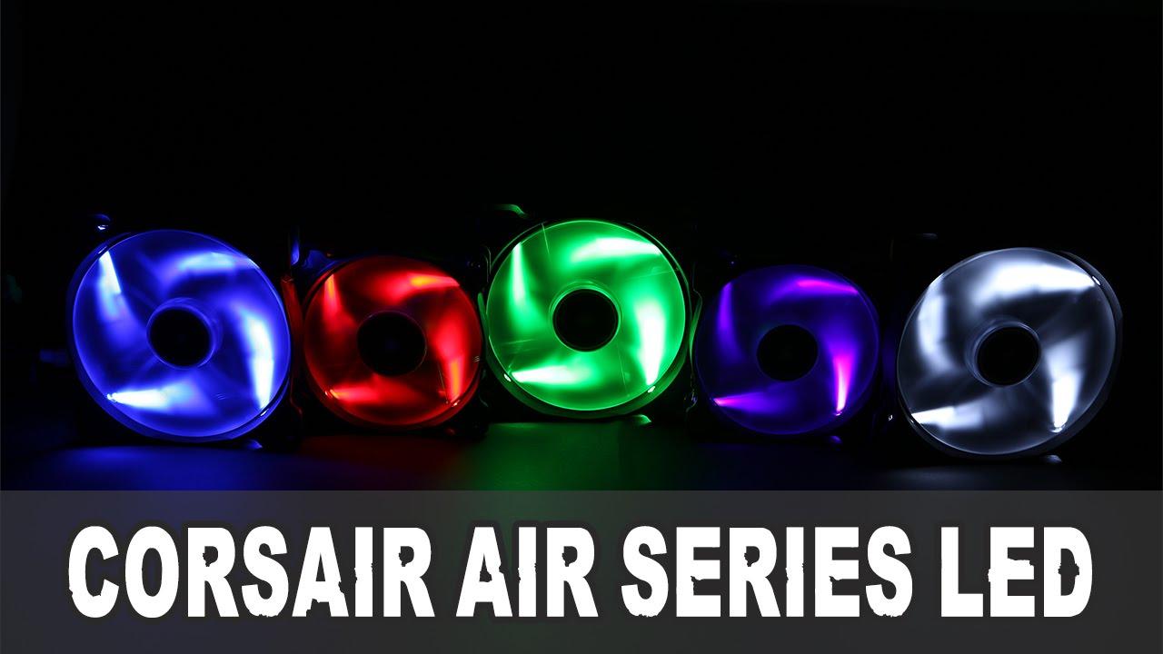 corsair air series af140 review