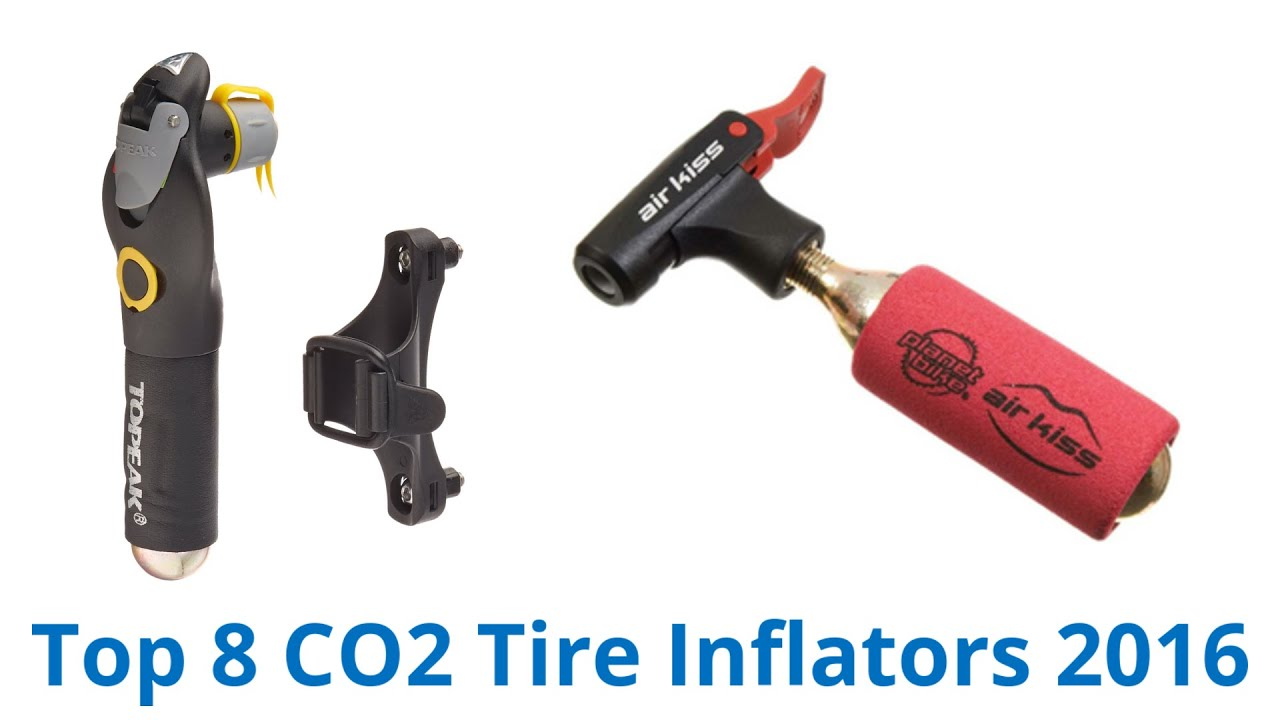 co2 bike tire inflator review