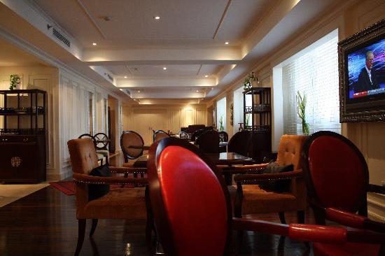sofitel melbourne club lounge review