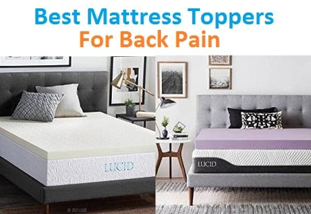 mattress reviews for back pain