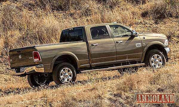 2016 ram 2500 diesel review