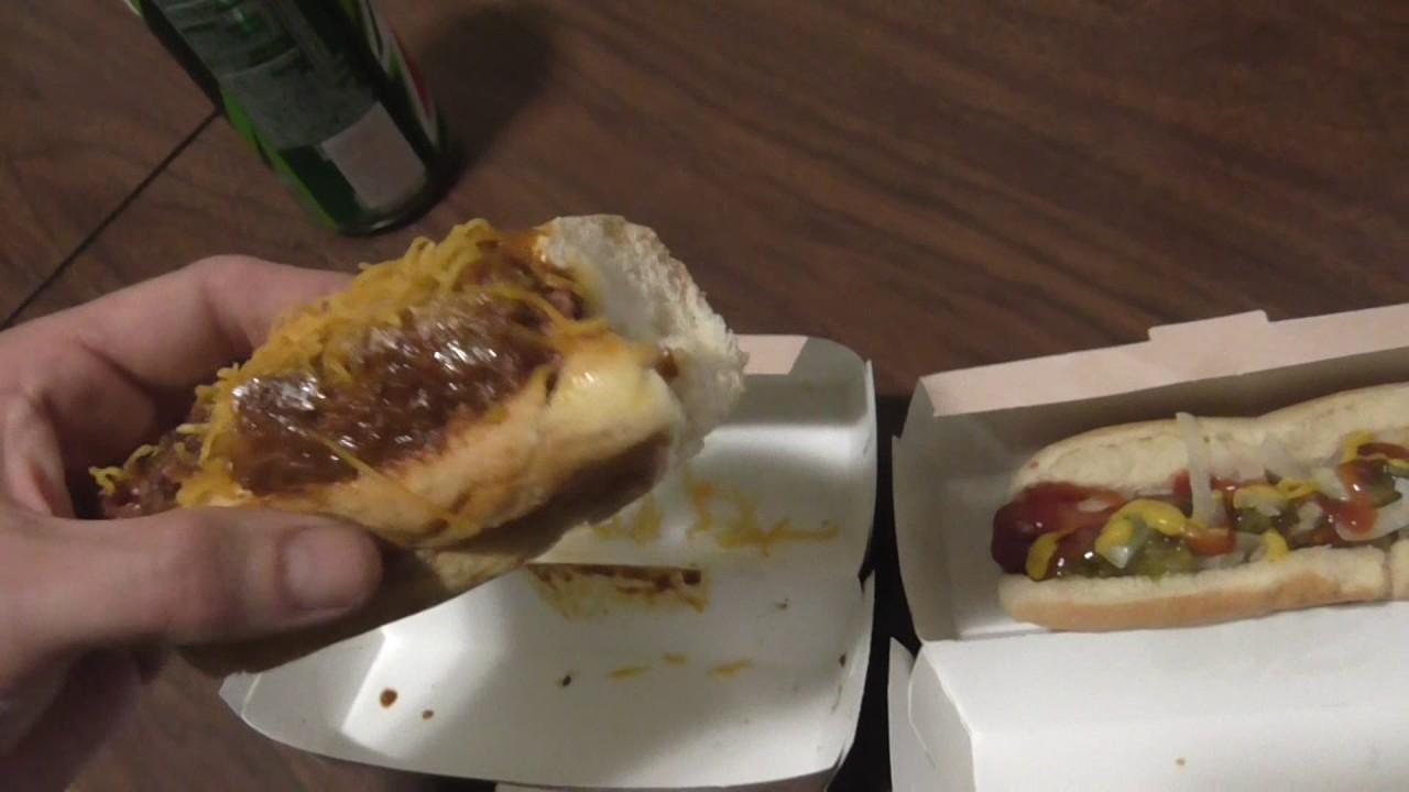 burger king hot dog review