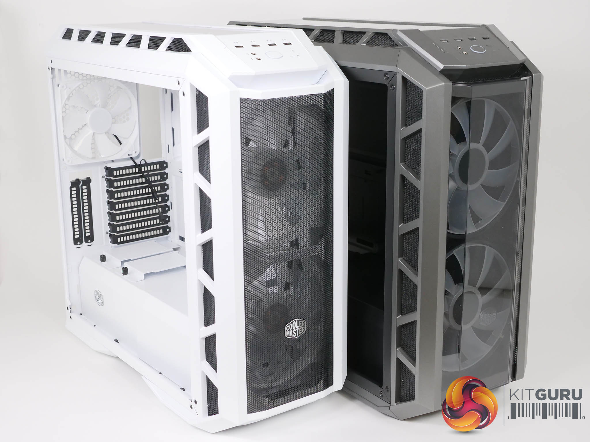 cooler master h500p mesh review