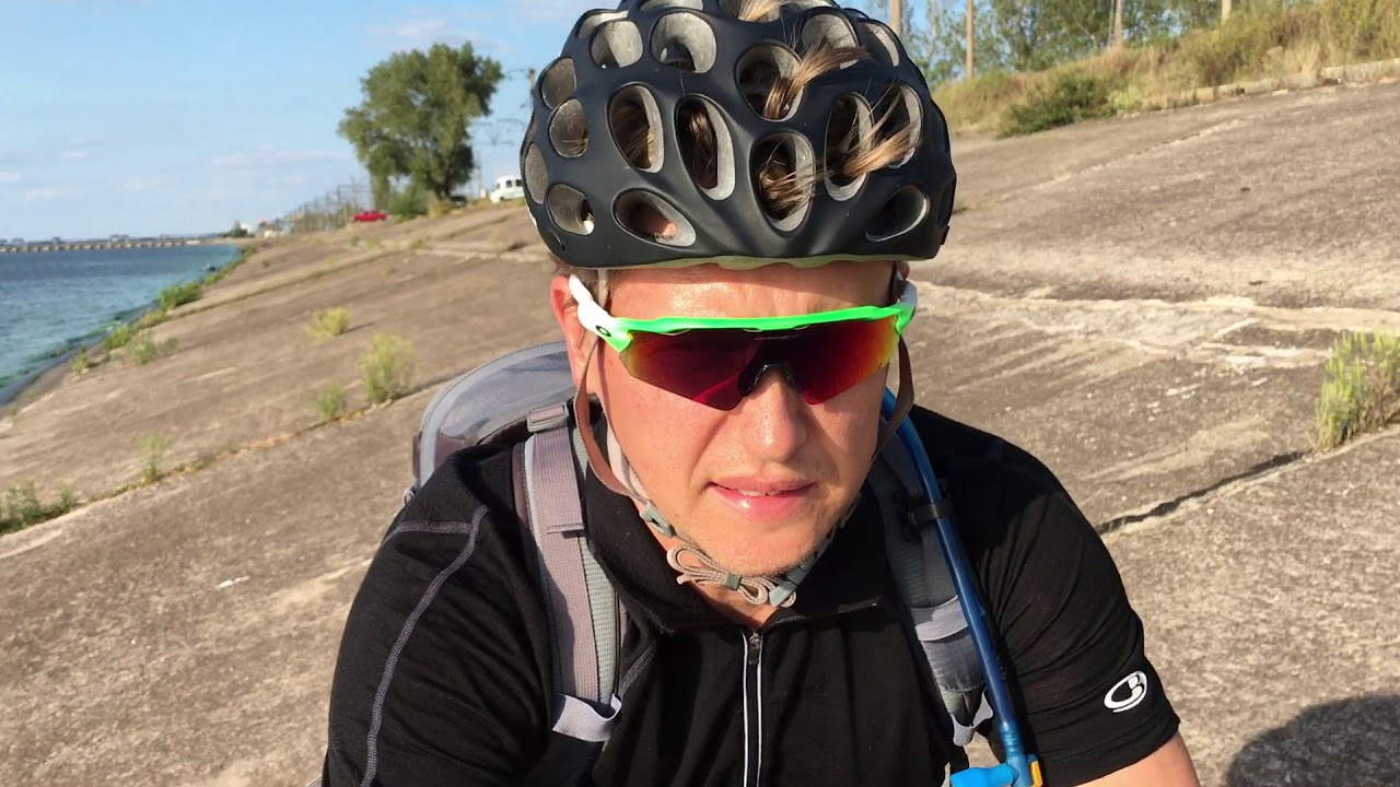 oakley radar ev prizm road review
