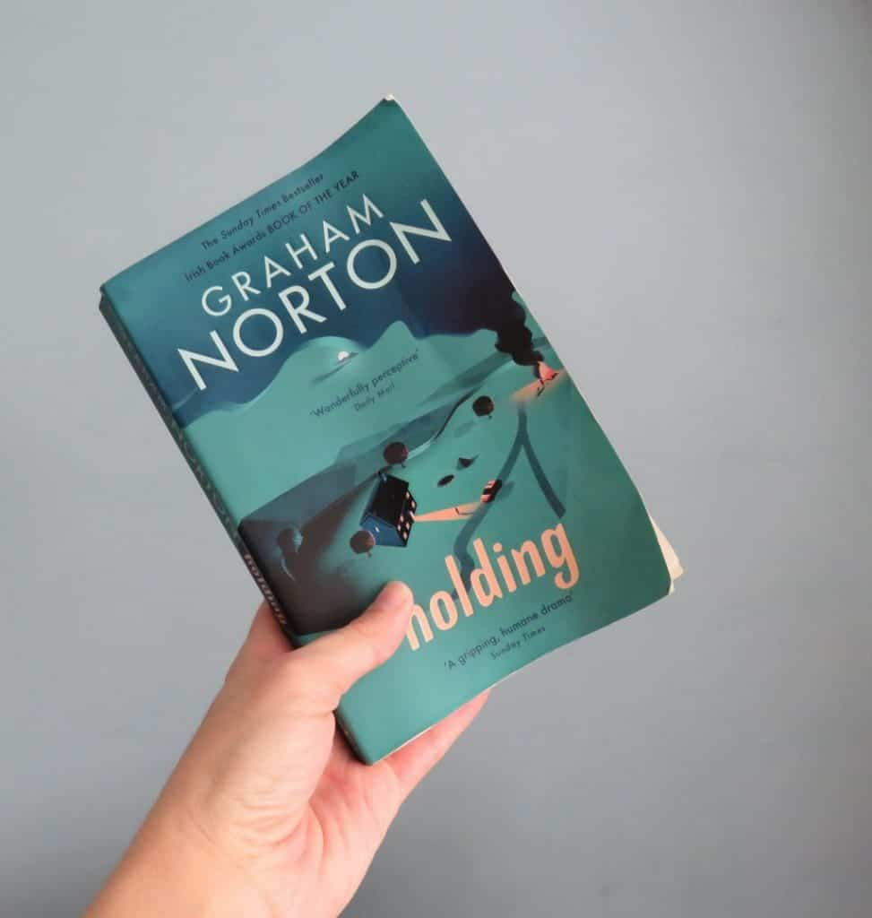 holding by graham norton review