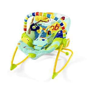 bright starts infant to toddler rocker review