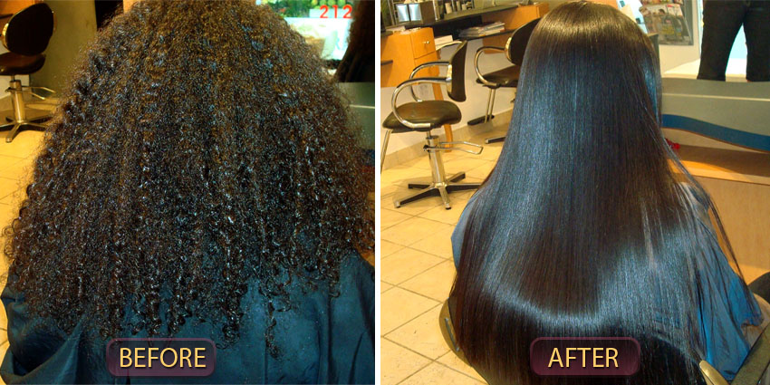 brazilian permanent hair straightening reviews