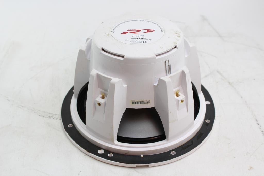 alpine type r subwoofer review