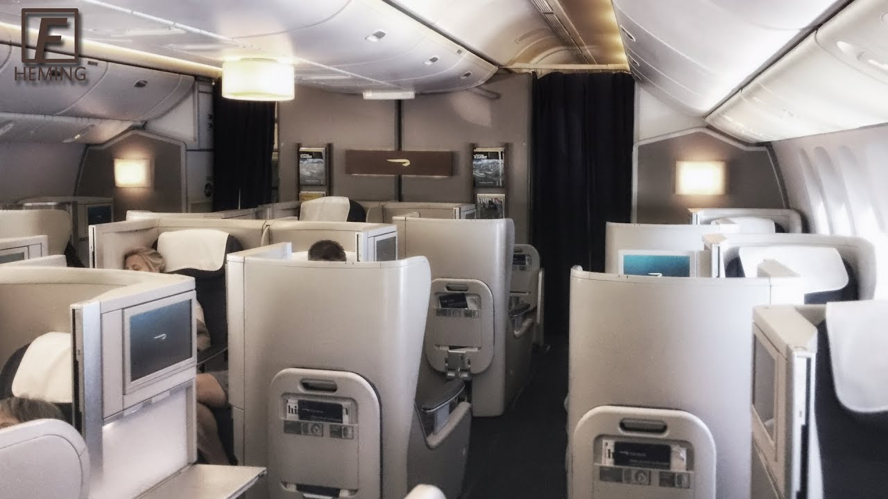 ba a380 business class review