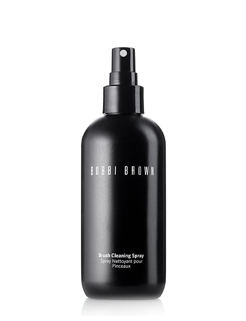 bobbi brown brush cleaning spray review