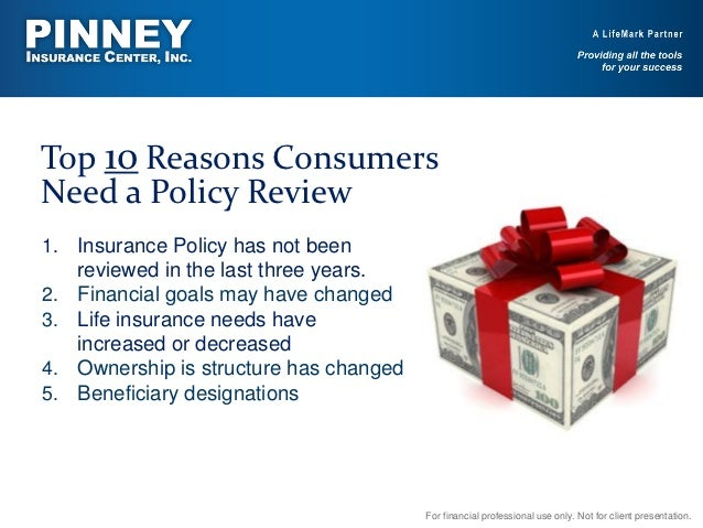 how to review a policy