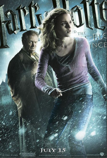 harry potter and the half blood prince movie review