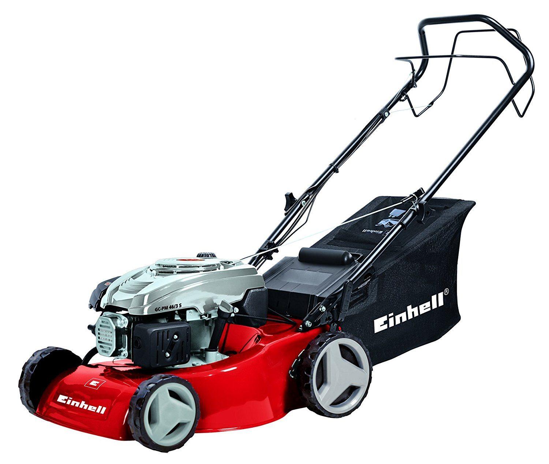 best petrol lawn mower reviews