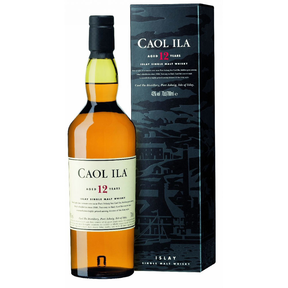 caol ila 12 year old review