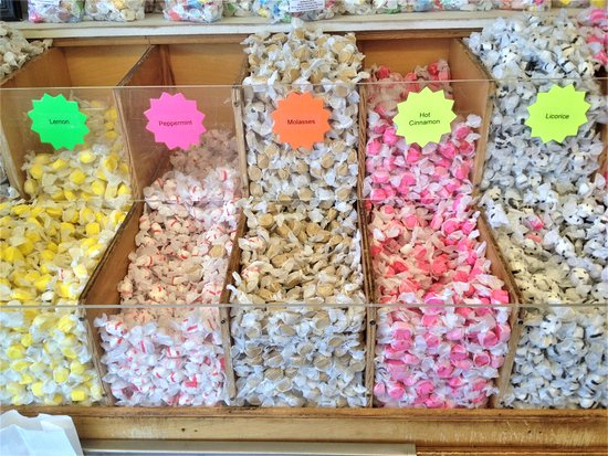 best salt water taffy reviews