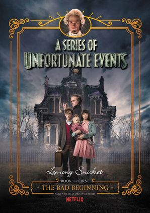 a series of unfortunate events review netflix