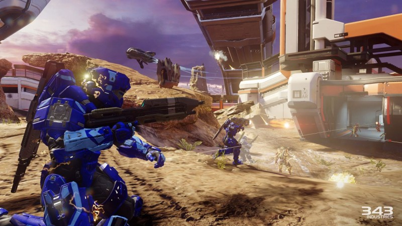 halo 5 review game informer