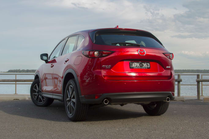 mazda cx 5 gt diesel review