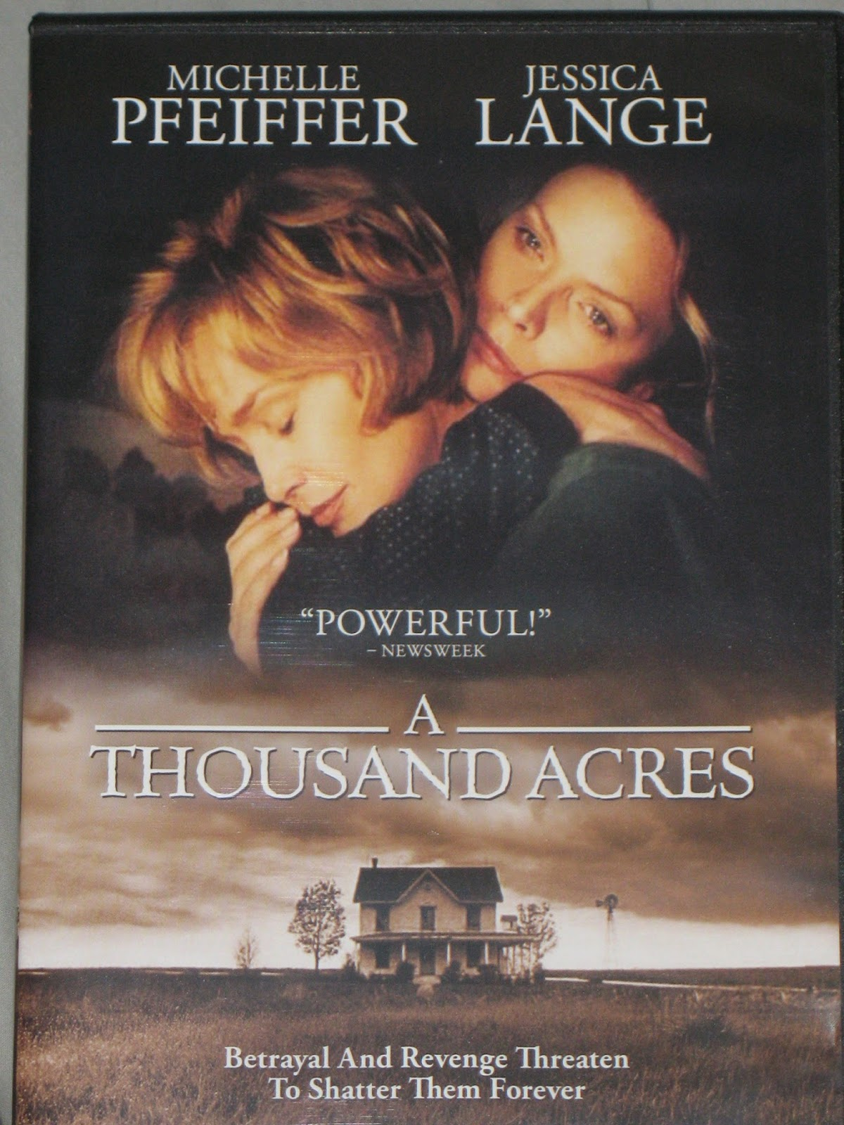 a thousand acres movie review