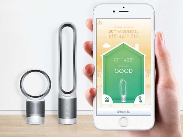 dyson air purifier fan review