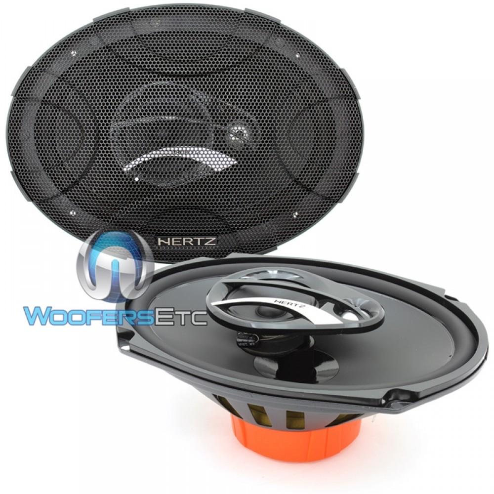 hertz dcx 690.3 review