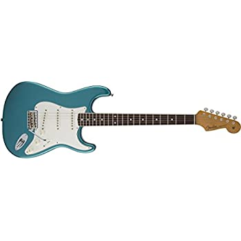 fender eric johnson stratocaster rosewood review