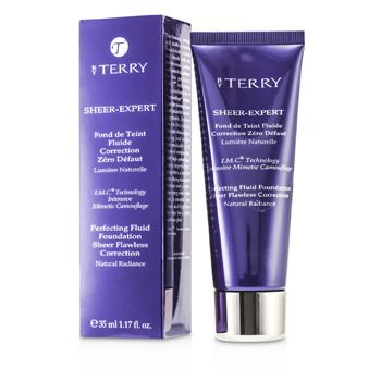 by terry sheer expert foundation review