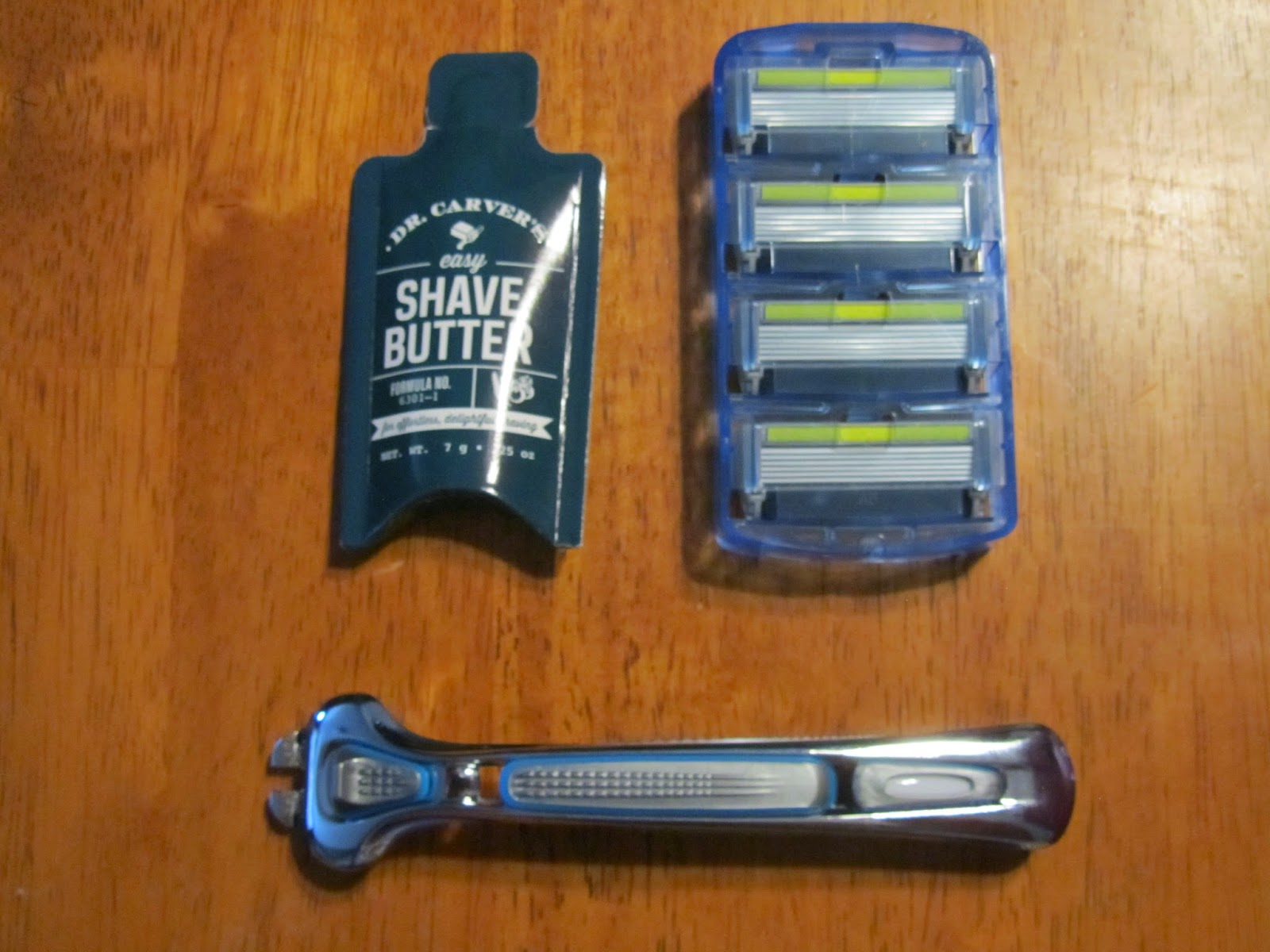 dollar shave club executive blade review