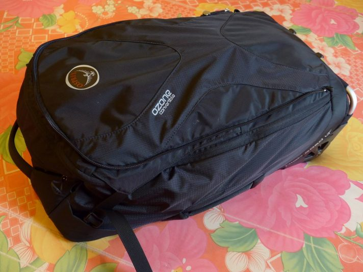 osprey ozone 75 convertible review
