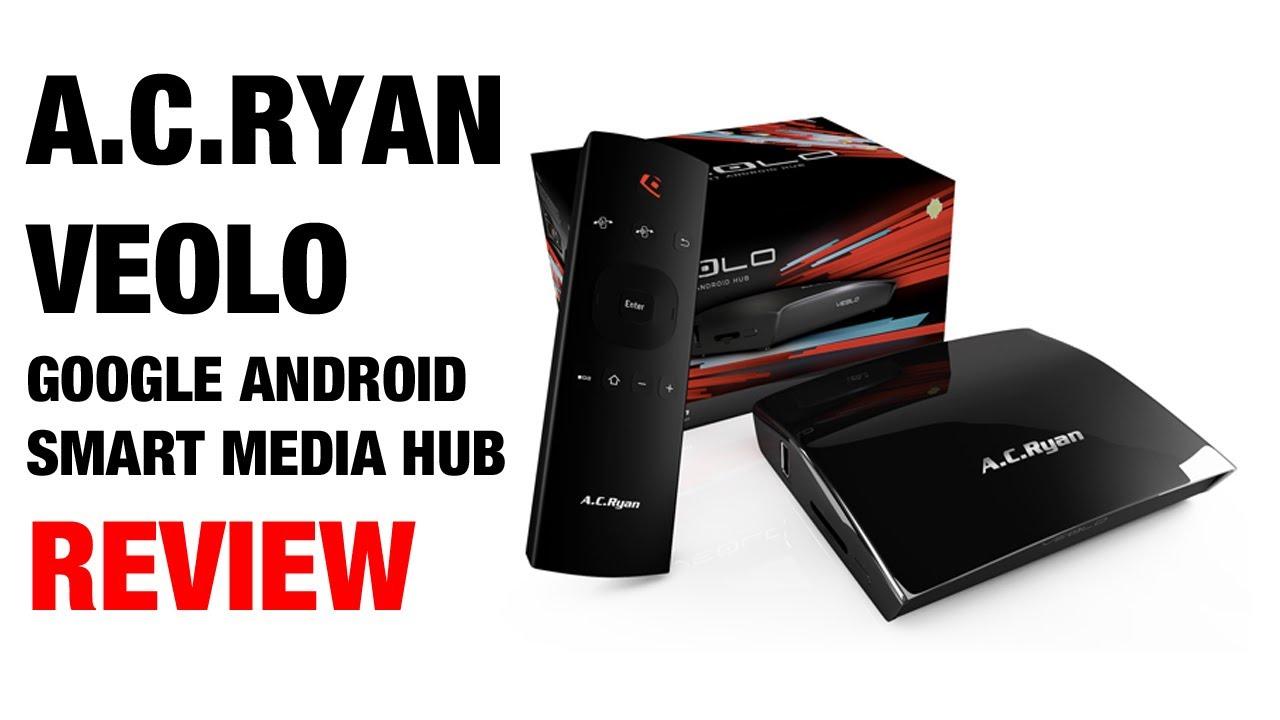 ac ryan veolo 4k+ review