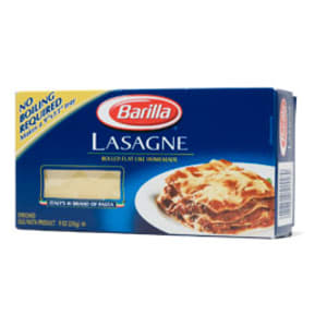 barilla oven ready lasagna review