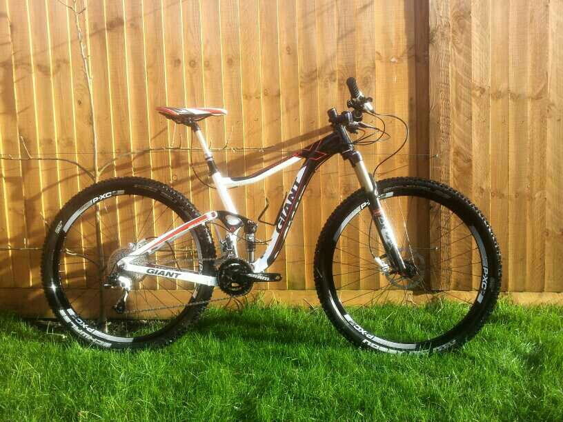 giant trance x2 29er 2013 review