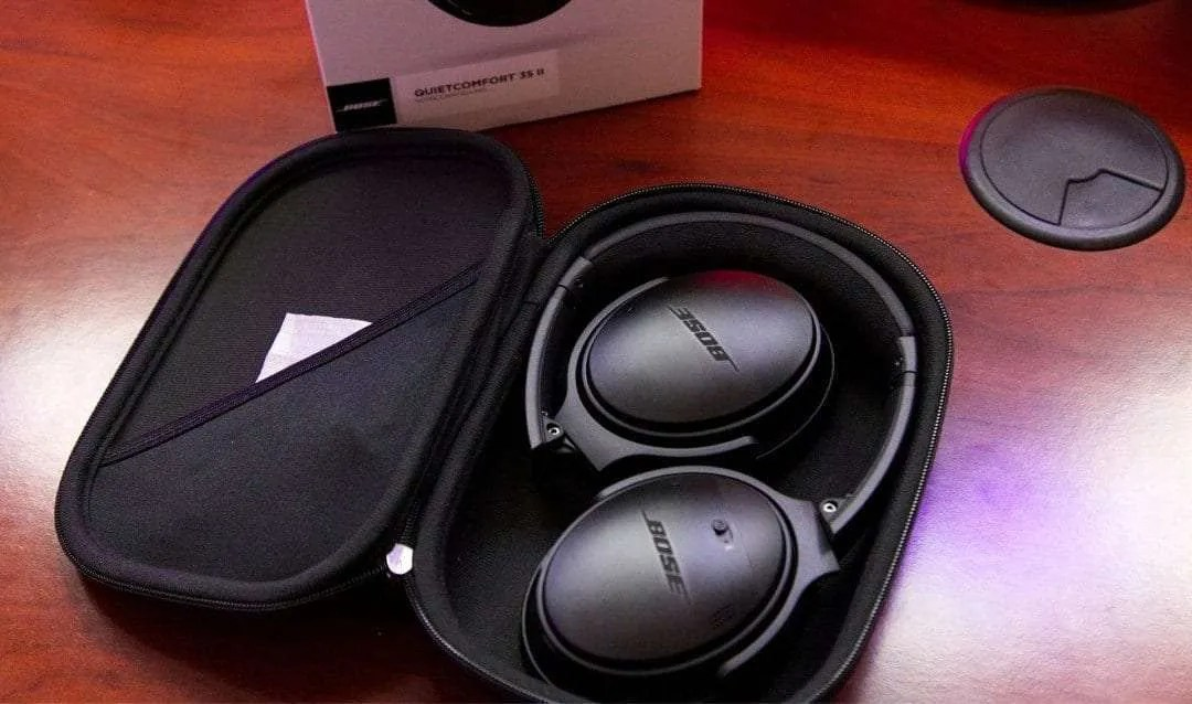 quietcomfort 35 wireless headphones ii review