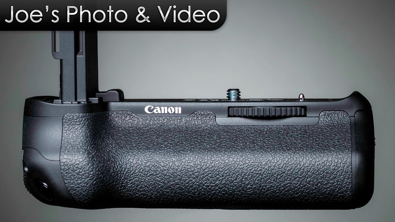 canon 70d battery grip review