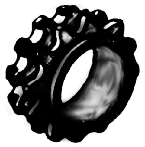 ek 520 srx chain review