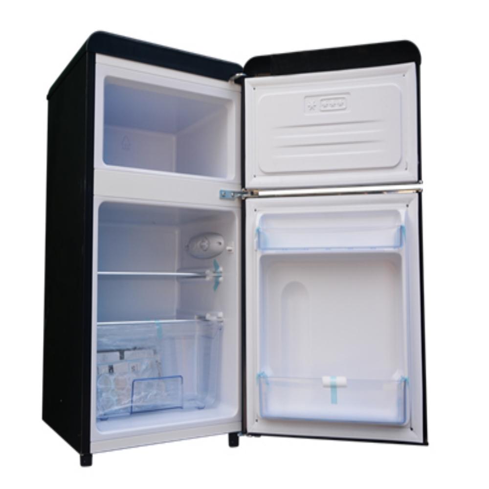companion fridge freezer 80l review