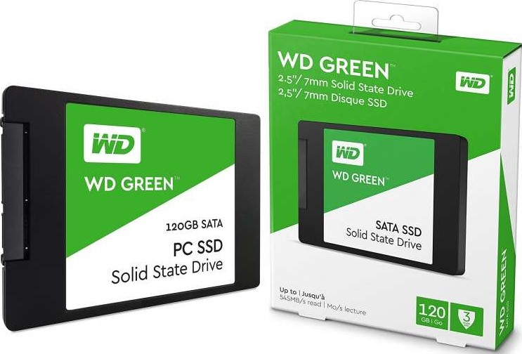 wd green ssd 120gb review