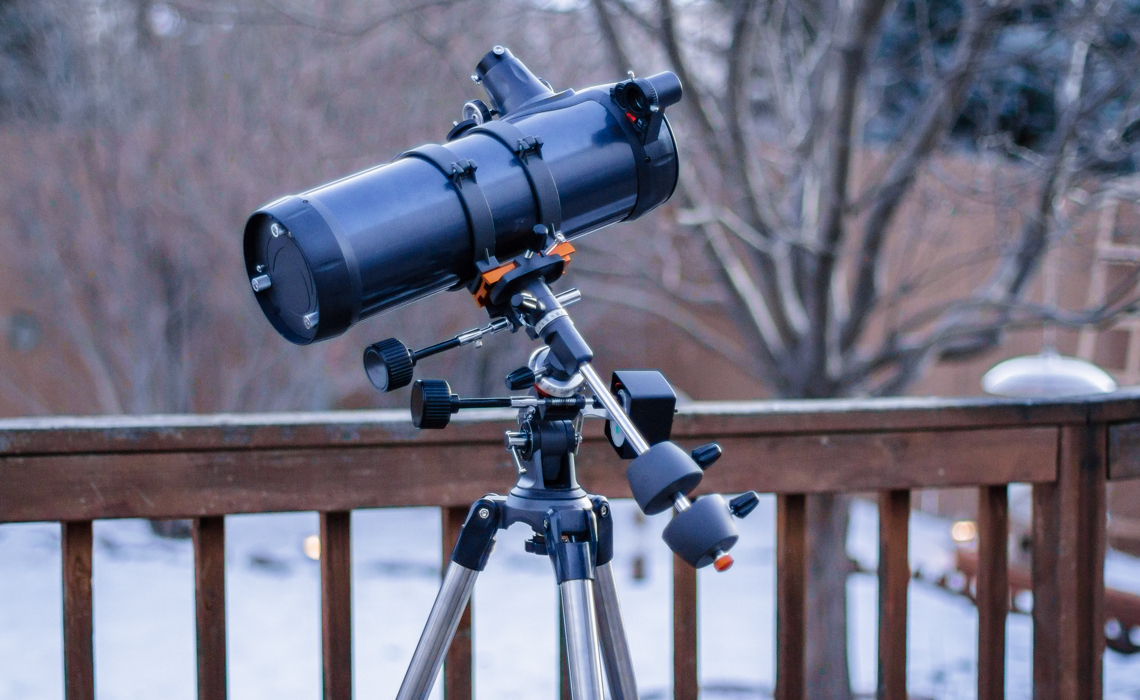 celestron astromaster 76eq telescope review