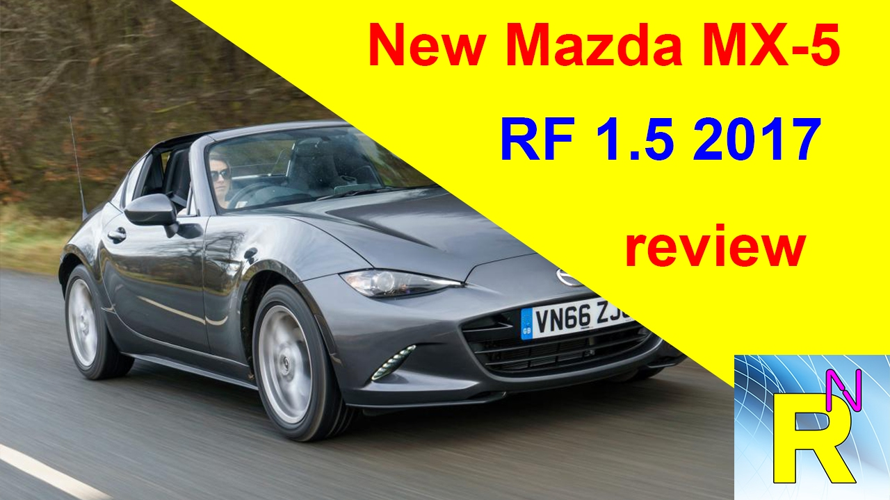 new mazda mx 5 review