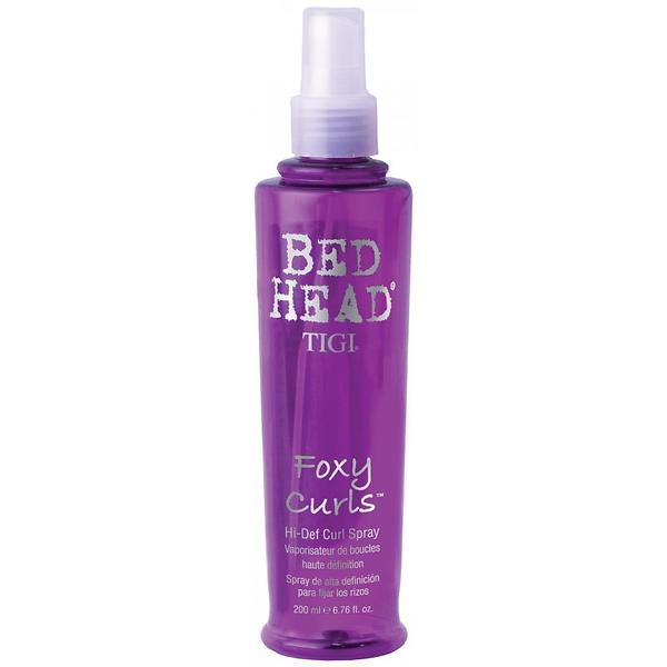 bed head foxy curls review