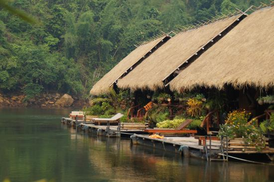 river kwai jungle rafts review