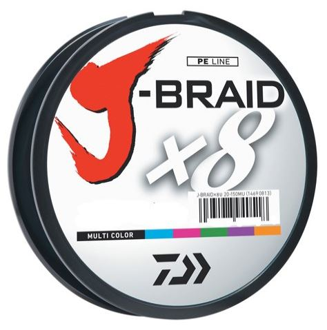 daiwa j braid x4 review