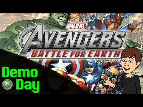 avengers battle for earth review