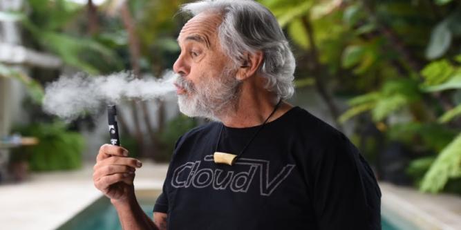 cloud v aqua bubbler review