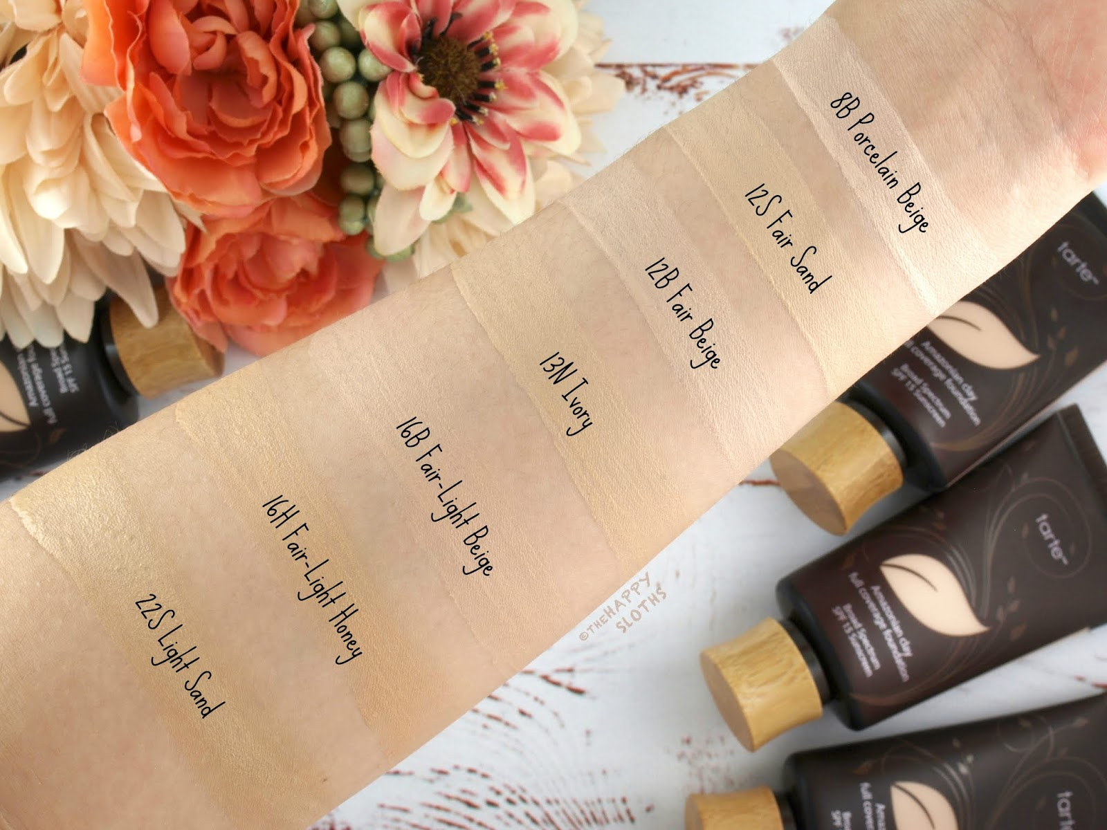 tarte amazonian clay stick foundation review