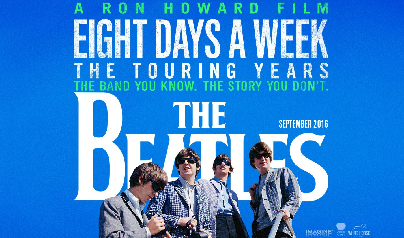 eight days a week movie review