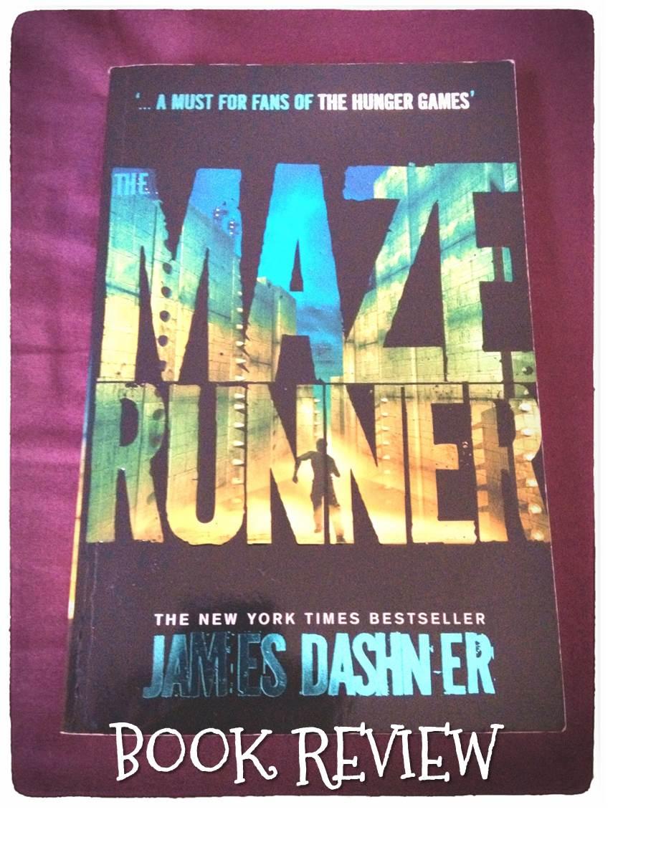 maze runner book review essay